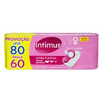 Abs Prot Diario Intimus Days L+P- Ultra Flexivel 1x80